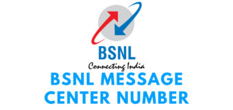 BSNL Message Center Number List for All State
