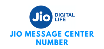 Jio Message Center Number List of All States and Circles