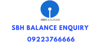 SBH Balance Enquiry Number by Missed Call