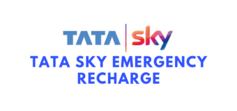 TATA Sky Emergency Recharge Top Up Number