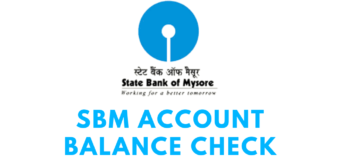 SBM Account Balance Check and Other Details