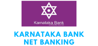 Karnataka Bank Net Banking and Other Details