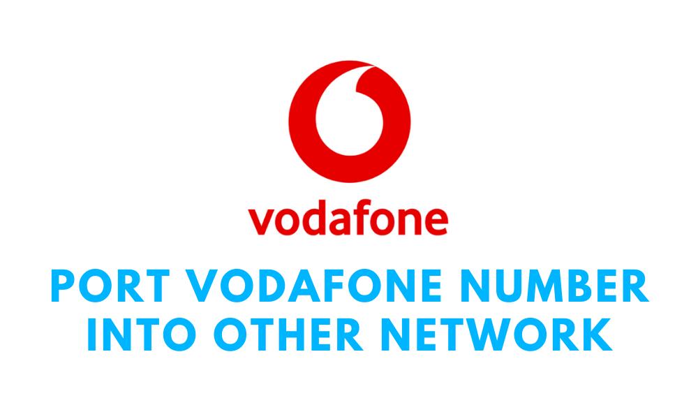 Port Vodafone