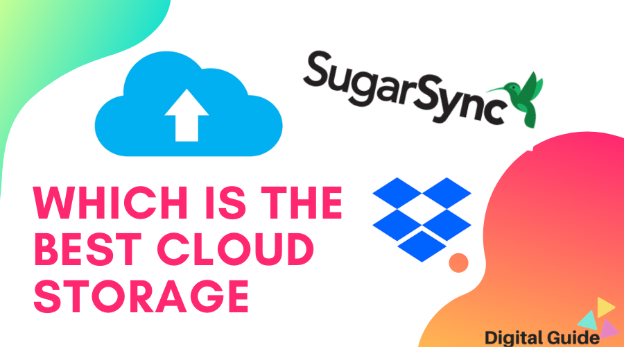 What is the Best Cloud Storage