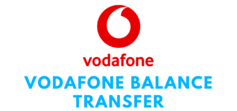 Vodafone Balance Transfer to Another Number