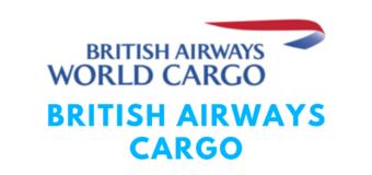 British Airways Cargo World Tracking