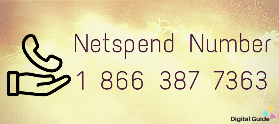Netspend Number Call A Live Person In Netspend Digital Guide