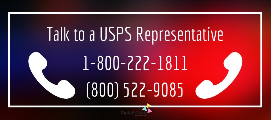 USPS Number
