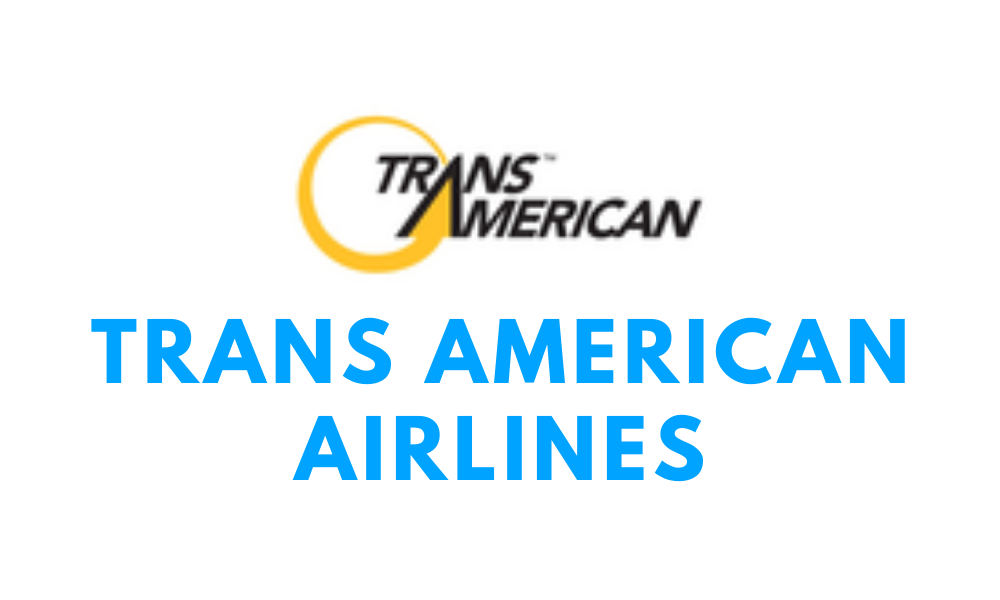 trans american airlines