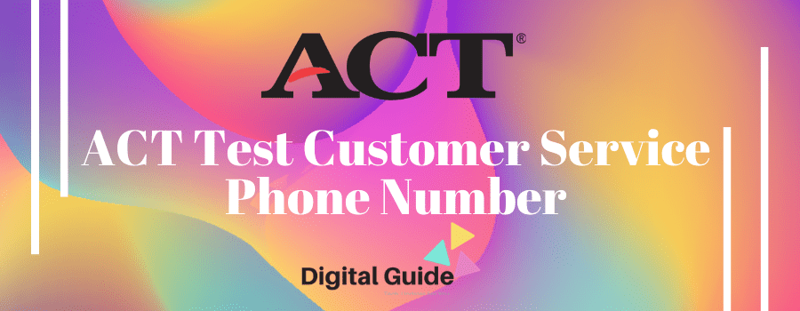 ACT Phone Number
