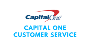 capital one customer service