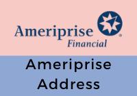 Ameriprise Address