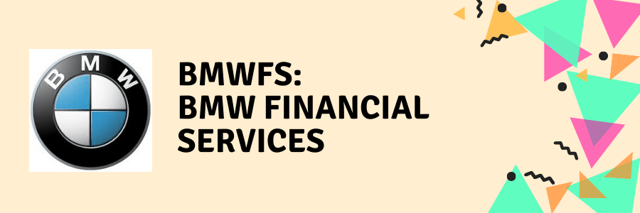 Bmwfs Bmw Financial Services Customer Number Digital Guide