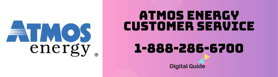 atmos energy customer service