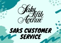 saks customer service