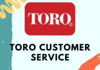 toro customer service