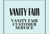 vanity fair customer service