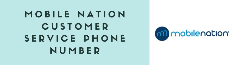 Mobile Nation customer service