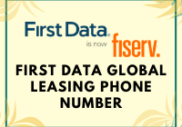 first data global leasing phone number
