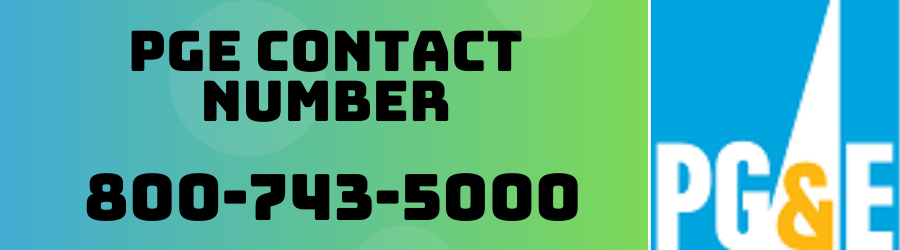 PGE Contact Number