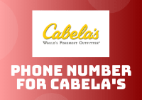 phone number for cabela's
