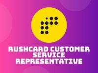 Rushcard Customer Service Representative - Digital Guide