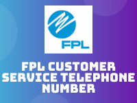 Fpl Customer Service Telephone Number Digital Guide