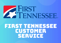 first tennessee customer service