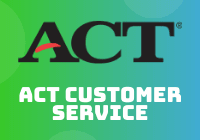 act customer service