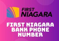 first niagara bank phone number