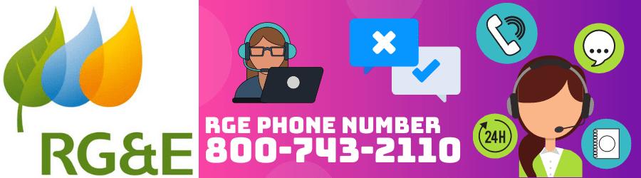 RGE Phone Number