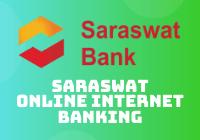 Saraswat Online Internet Banking