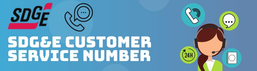 SDGE Phone Number