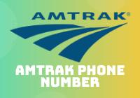 Amtrak phone number