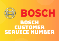 Bosch Customer Service Number