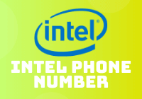 Intel Phone Number