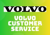 volvo customer service
