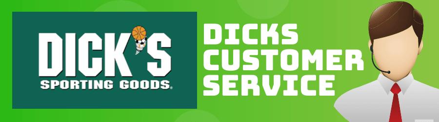 dicks customer service
