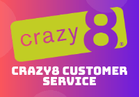 crazy8 customer service
