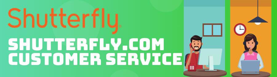shutterfly customer service