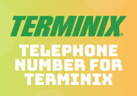 telephone number for terminix