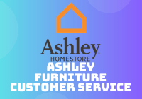 ashley furniture customer service