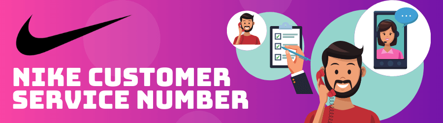 nike customer service number