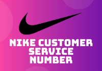 nike customer service number