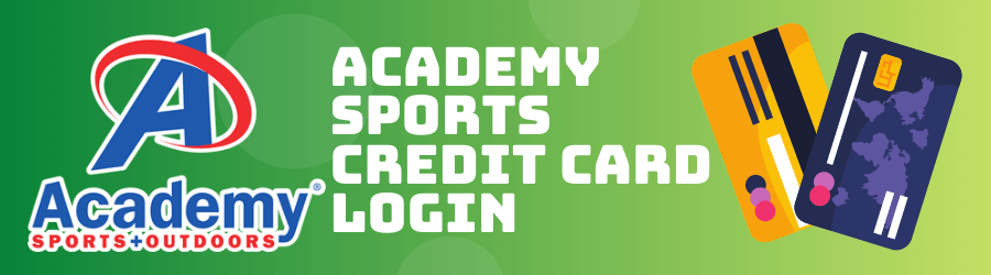 academy credit card login