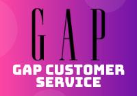 gap customer service