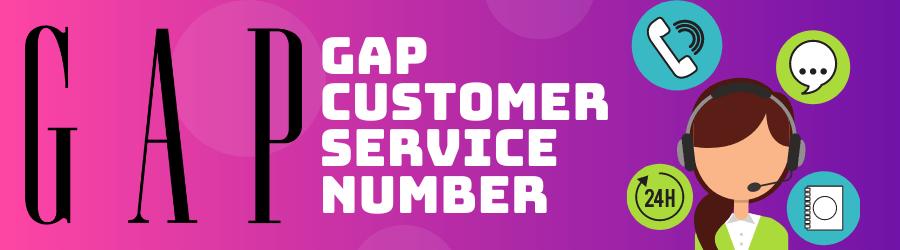 gap customer service number