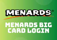 menards big card login