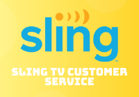 sling tv customer service