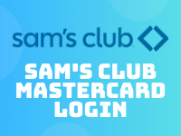 sam's club mastercard login
